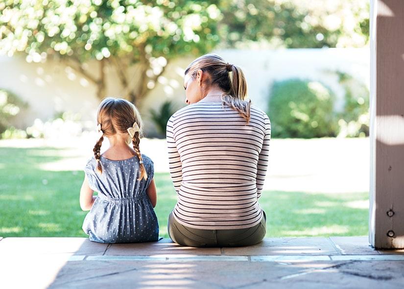 positive parenting creates stronger bonds