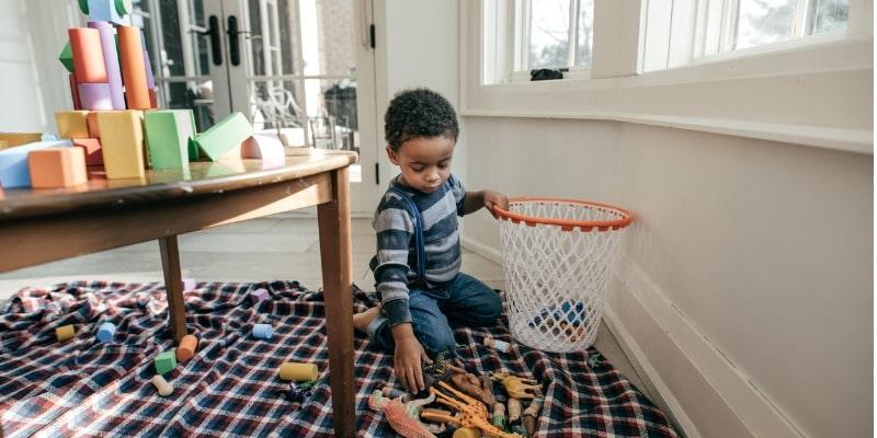 children chores list