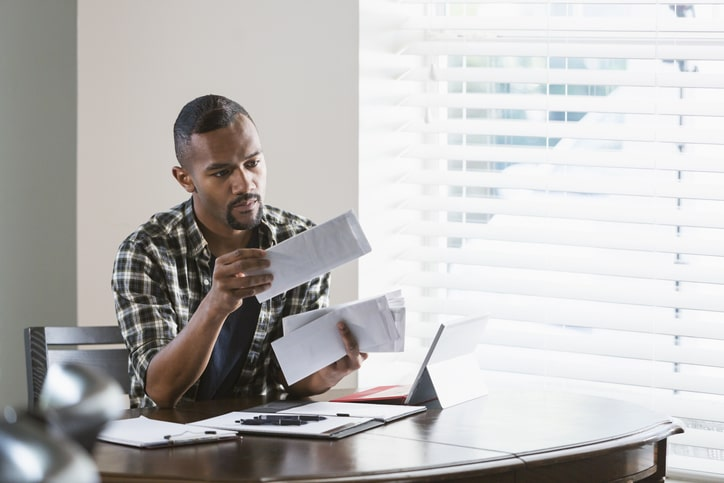 paying bills on your own can be difficult at first
