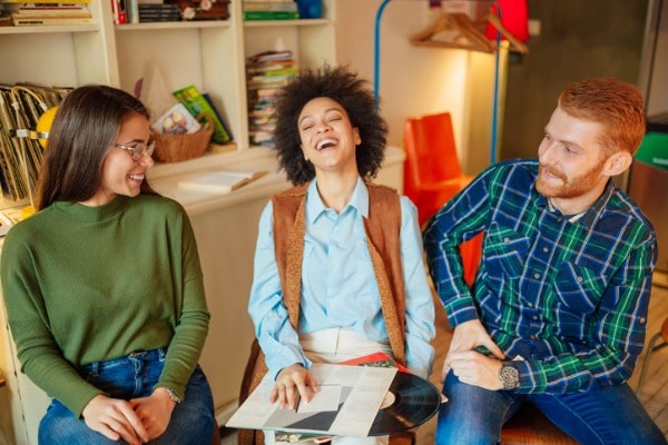 parenting classes allow you to share experiences with your peers