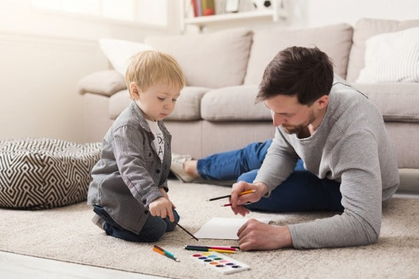 The purpose of the parenting plan is to create a schedule for your children that gives them quality time with both parents