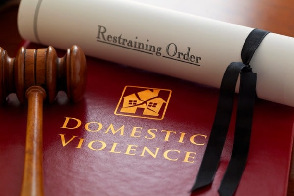 A no-contact order is commonly issued in cases of domestic violence