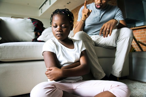 Differences in parenting styles is an issue that comes up all the time