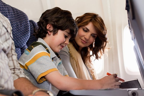 To re-enter our country, your child must have a passport or Trusted Traveler Program document for U.S. entry.