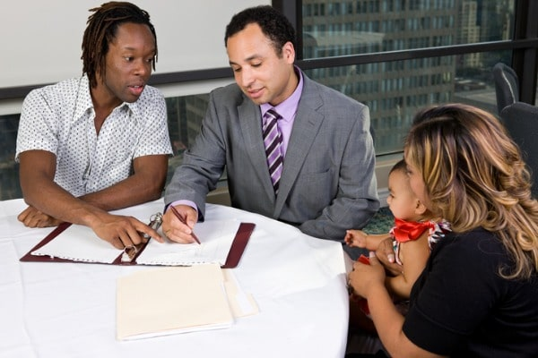 it is still possible to work out a custody agreement without a lawyer