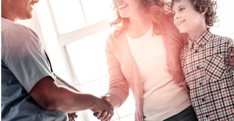 How to cope with your co-parent's new significant other