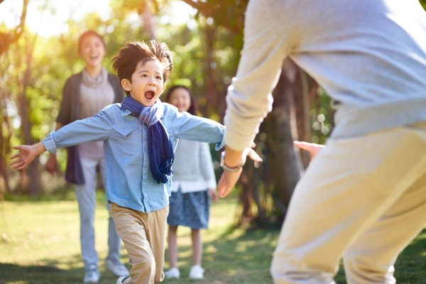What does Co-Parenting Look Like: Custody Exchange