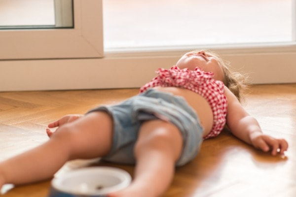 What to do After a Tantrum